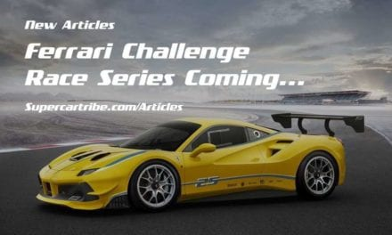 Ferrari 488 Challenge Race Series Coming…