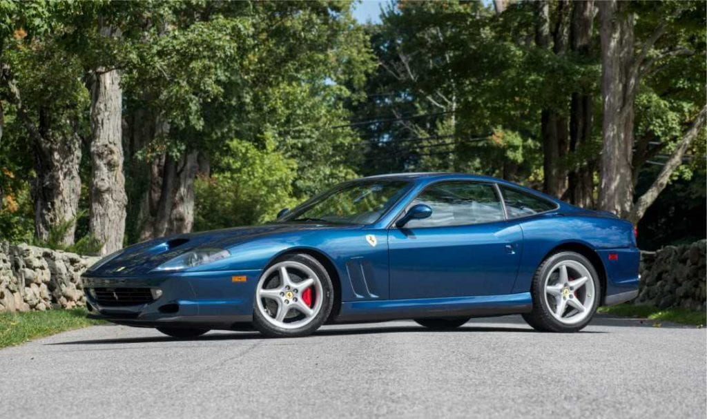 This image has an empty alt attribute; its file name is SupercarTribe-Ferrari-550-Maranello-Cover-1024x607.jpg
