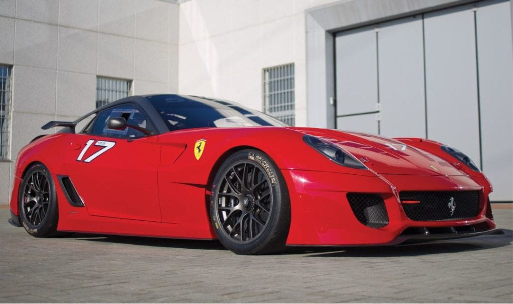 This image has an empty alt attribute; its file name is SupercarTribe-Ferrari-599XX-Cover-1024x607.jpg