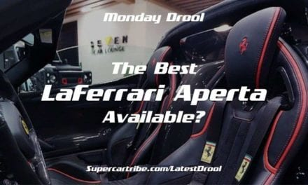 The Best Ferrari LaFerrari Aperta available?