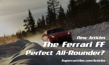 The Ferrari FF Review – The Perfect All-Rounder?