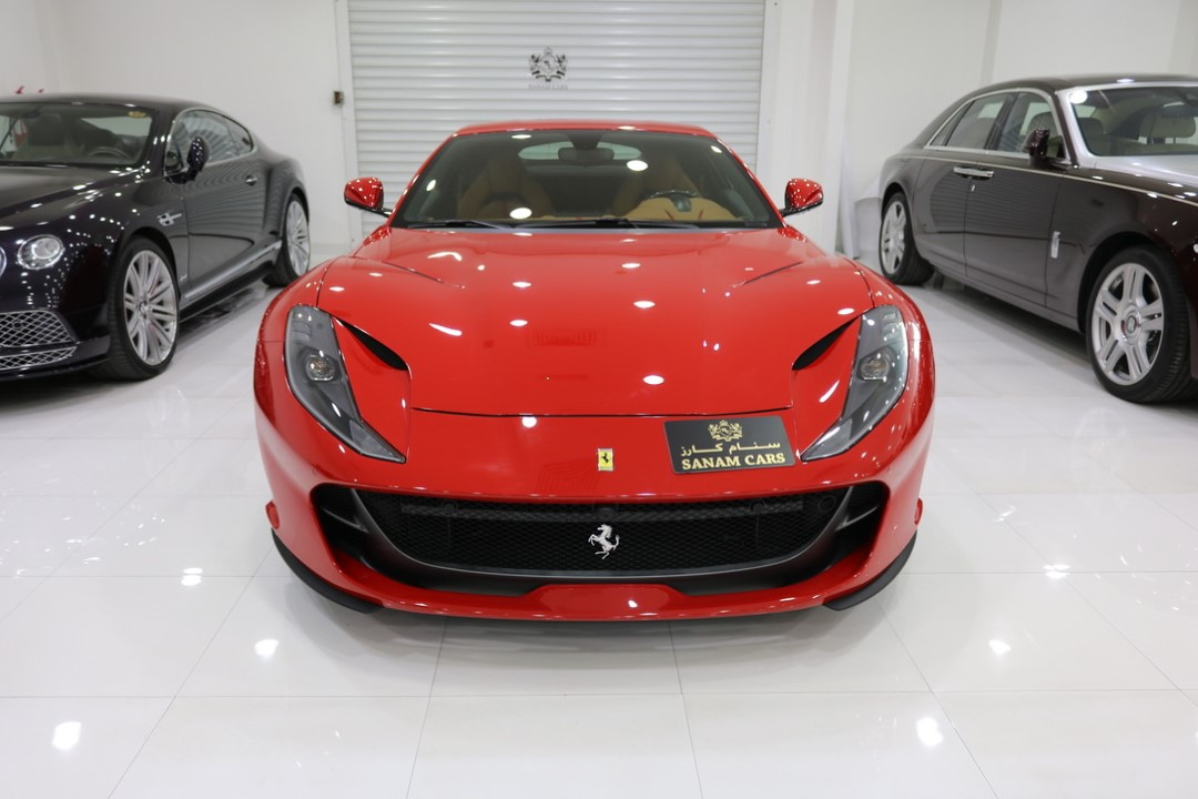 Monday Drool Looking For A Ferrari 812 Superfast