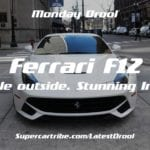 Monday Drool – Ferrari F12 – Subtle outside. Stunning Inside