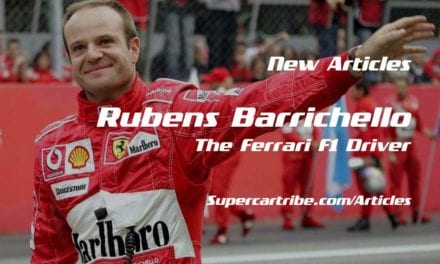 Rubens Barrichello – The Ferrari F1 Driver