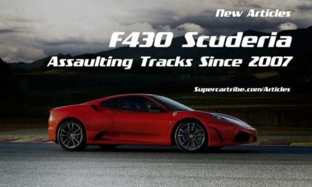 Ferrari F430 Scuderia – Assaulting Tracks Since 2007