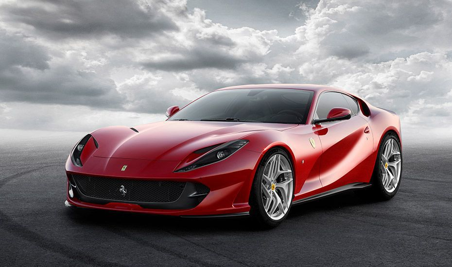 2017 Ferrari 812 Superfast Wiki