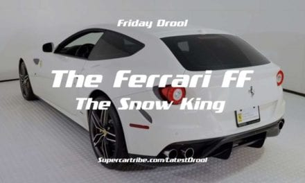 Friday Drool – The Ferrari FF – The Snow King