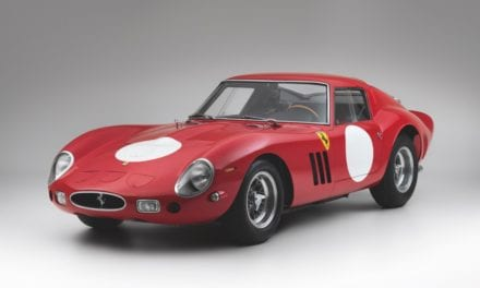 Ferrari 250 GTO Sold in Inheritance Tangle