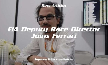 FIA Deputy Race Director Joins Ferrari