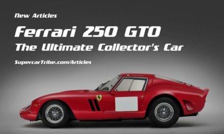 Ferrari 250 GTO – The Ultimate Collector's Car