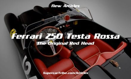 Ferrari 250 Testa Rossa – The Original Red Head