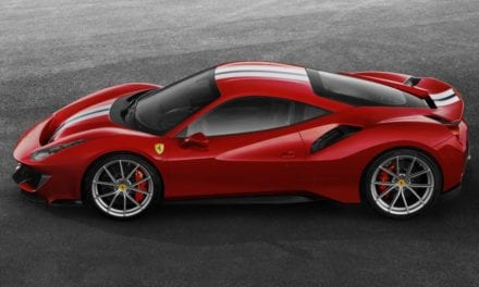 Ferrari 488 Pista – One Powerful V8 and So Much More