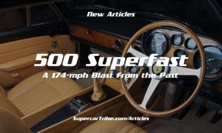 500 Superfast – A 174-mph Blast From the Past
