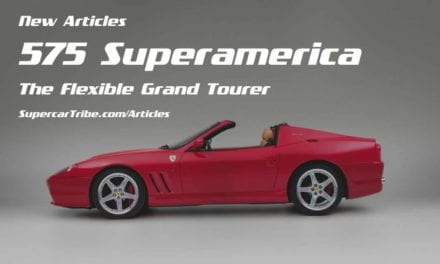 575 Superamerica – The Flexible Grand Tourer