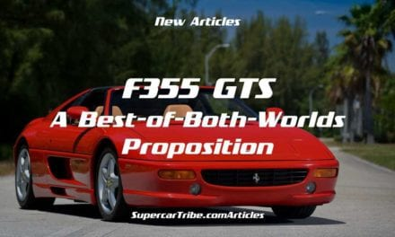 F355 GTS – A Best-of-Both-Worlds Proposition