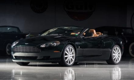 Steve Sutcliffe: Aston Martin DB9 tested