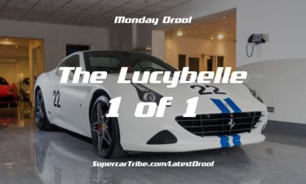 Monday Drool – The Lucybelle – 1 of 1
