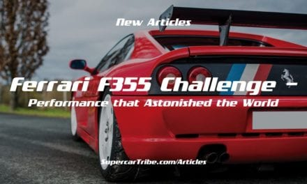 Ferrari F355 Challenge – Performance that Astonished the World