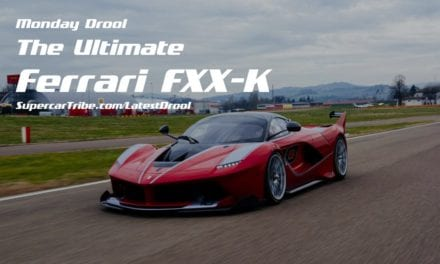 Monday Drool – The Ultimate. Ferrari FXX-K