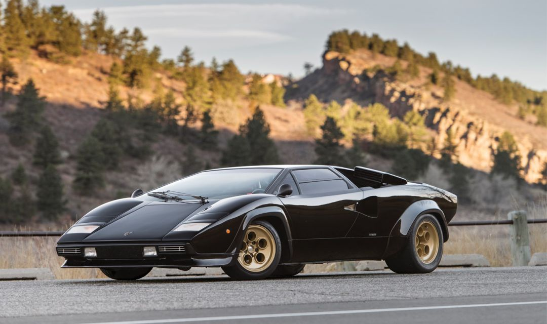 1978 Lamborghini Countach LP400 S Wiki