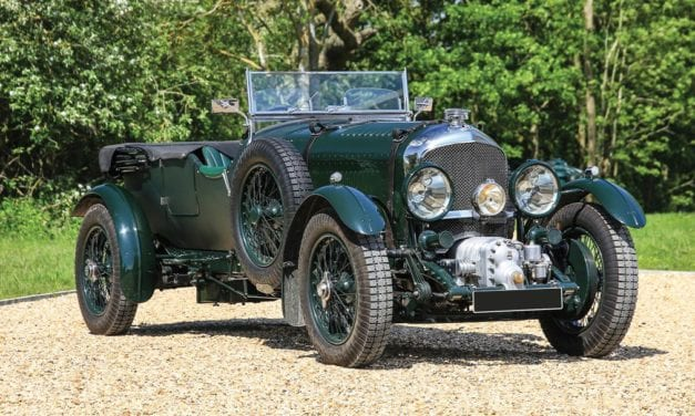 Bentley 4½ Litre