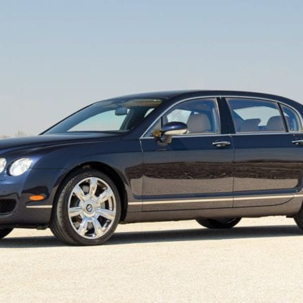 2005 Bentley Continental Flying Spur (2005)