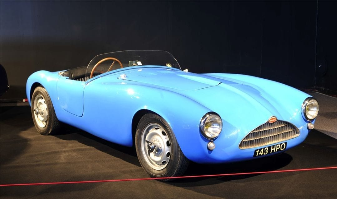 Bugatti Type 252 – The Car that Failed to Sell