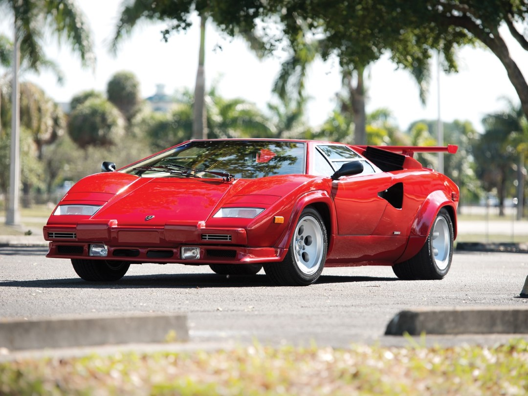 Lamborghini Countach LP500 QV