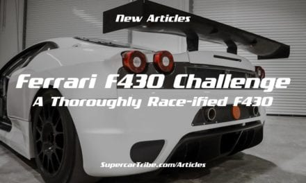 Ferrari F430 Challenge – A Thoroughly Race-ified F430
