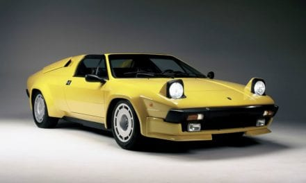 Lamborghini Jalpa – The Slow-Selling V8 Lambo