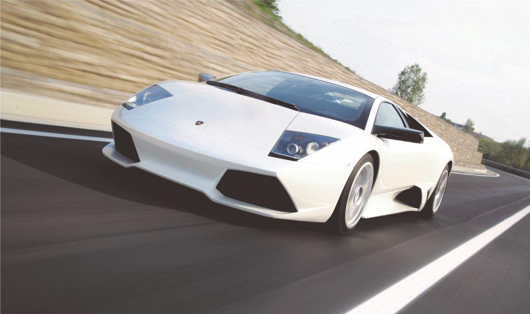 Lamborghini Murciélago LP 640-4