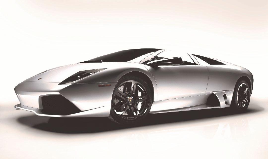Lamborghini Murciélago LP 640-4 Roadster