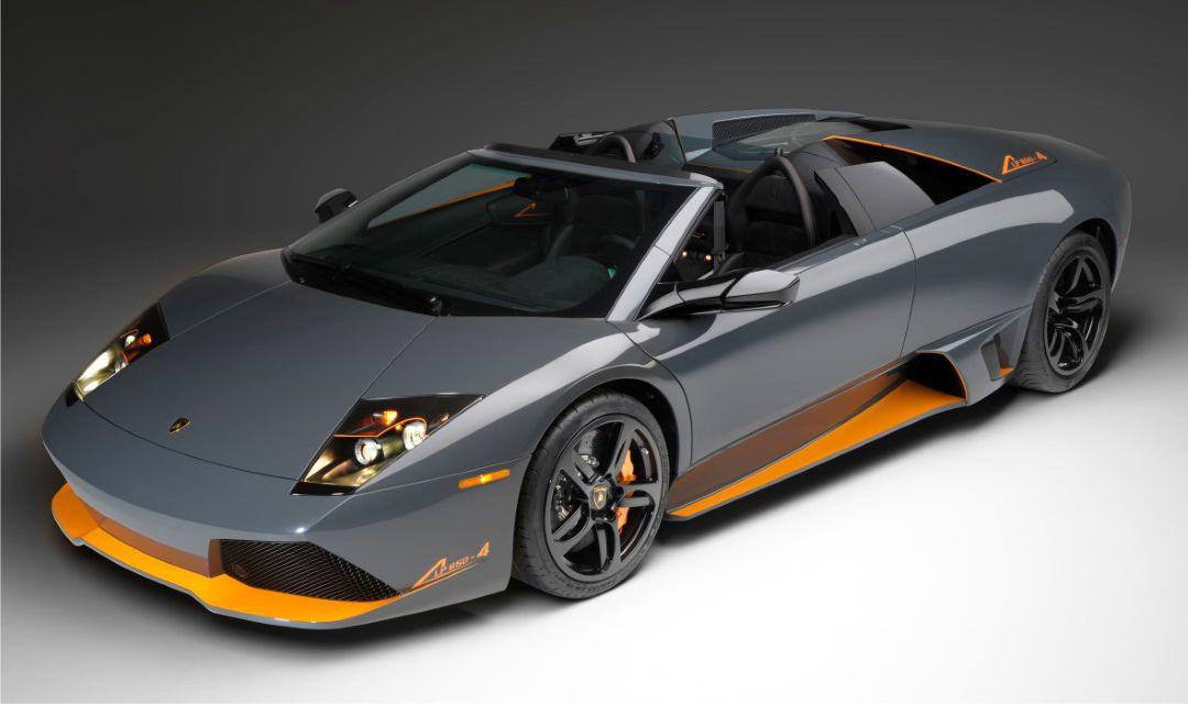 Lamborghini Murciélago LP 650–4 Roadster