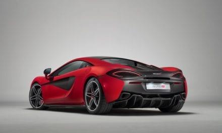 McLaren 570S Coupe Videos
