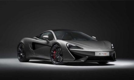 Steve Sutcliffe: New McLaren 570S review