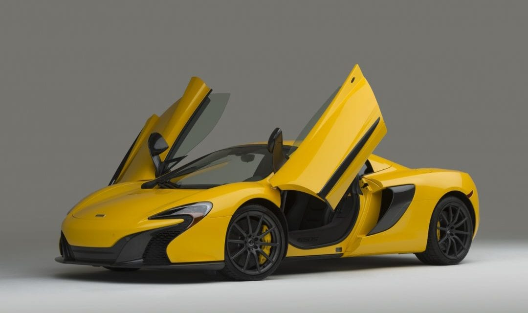 McLaren 650S – Evolution or Revolution, This Thing is a Beast