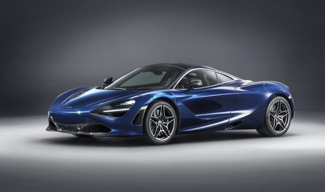 Steve Sutcliffe: McLaren 720S review. 710bhp. Quicker than the P1