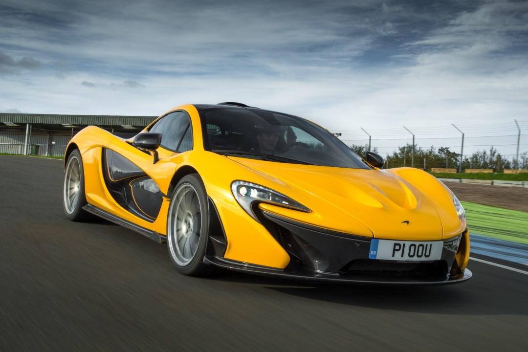 McLaren P1 Videos