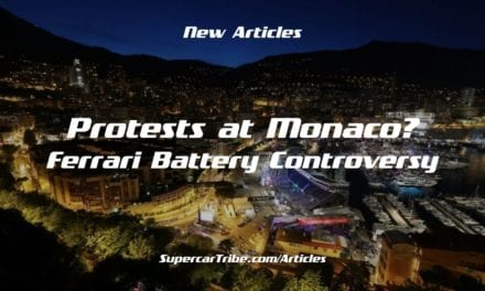 Protests at Monaco? Ferrari Battery Controversy