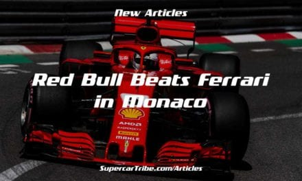 Red Bull Beats Ferrari in Monaco