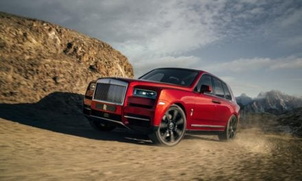 Rolls-Royce Cullinan – One Extravagant Off-Roader
