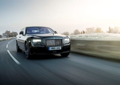 SupercarTribe Rolls Royce Ghost Cover