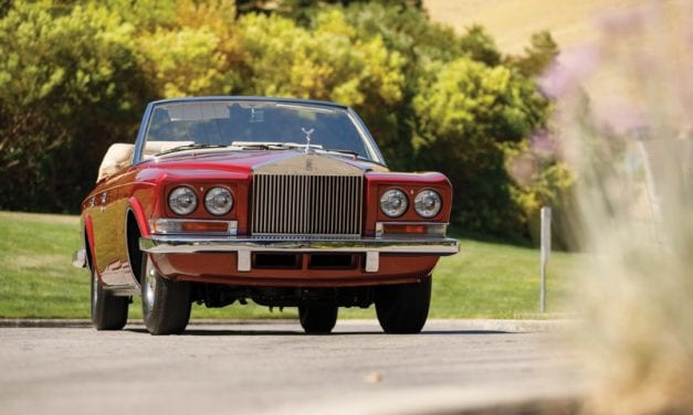 Rolls-Royce Phantom VI – A Royally Long Production Life for this Large 4-Door