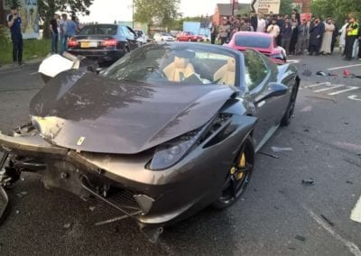 SupercarTribe Very Expensive Crash 0001