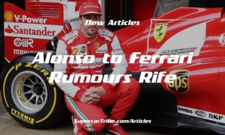 Alonso to Ferrari Rumours Rife