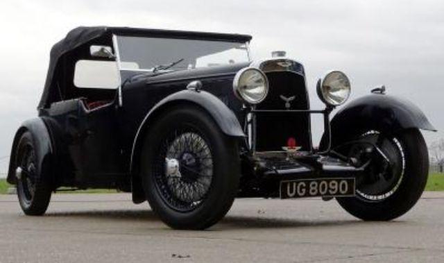 Aston Martin 12/50 Standard