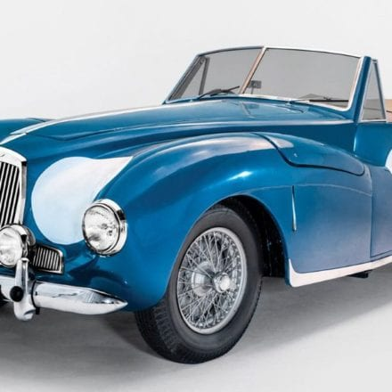 1948 Aston Martin 2-Litre Sports (DB1) Wiki