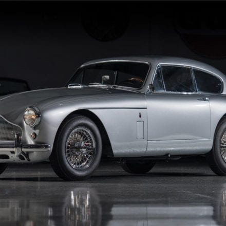 1957 Aston Martin DB Mark III Wiki