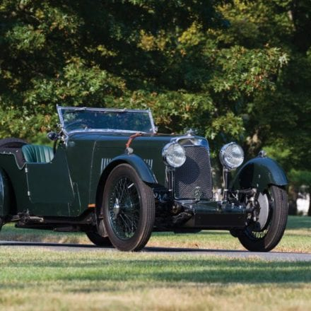 1929 Aston Martin International Wiki