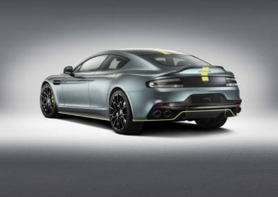 SupercarTribe Aston Martin Rapide AMR 0001